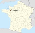 Fougères.location